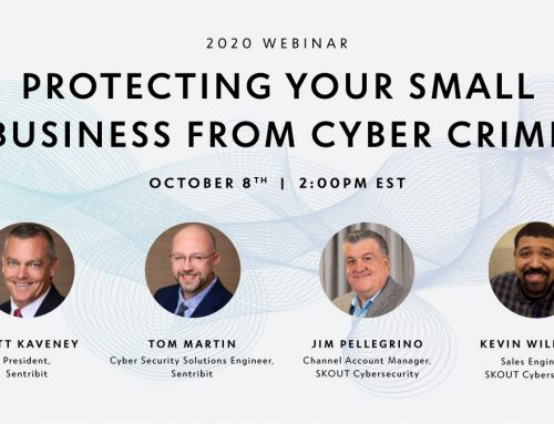 [Webinar] Protecting Your Small Business From Cyber Crime